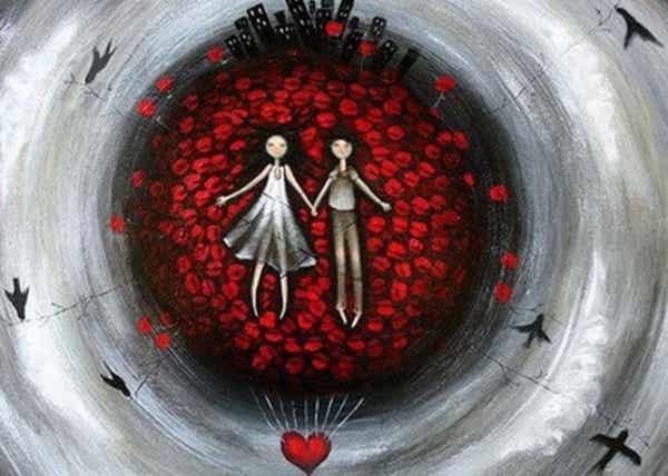 At elske er ikke at eje den anden person