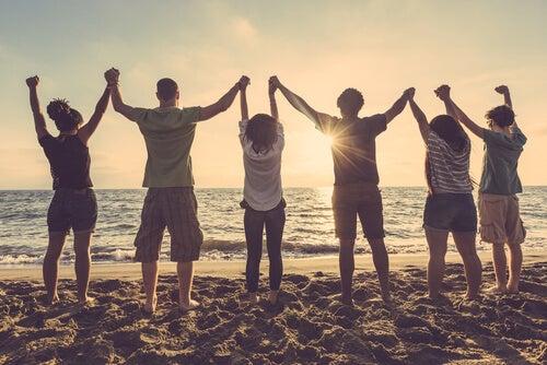 5 venner du burde beholde hele livet