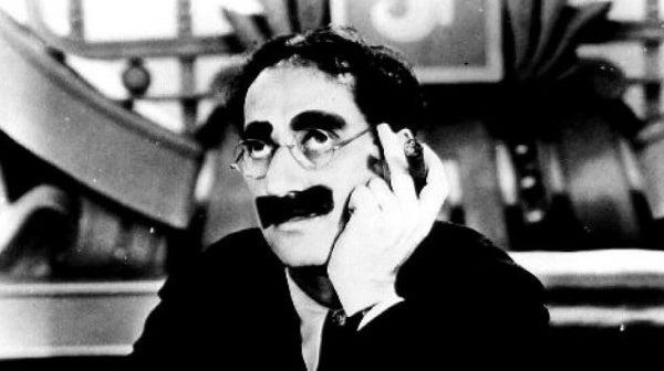 De bedste citater fra Groucho Marx