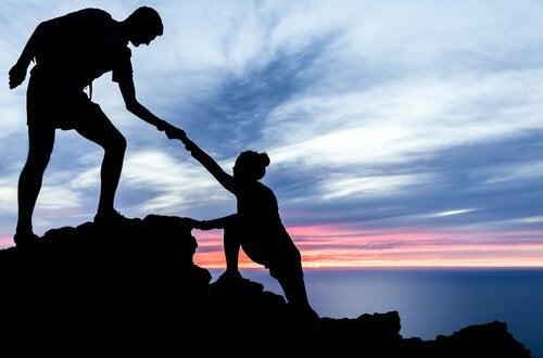 At give og modtage: gensidighedens princip
