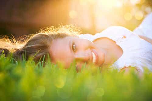 Opdag hemmeligheden til at blive gladere