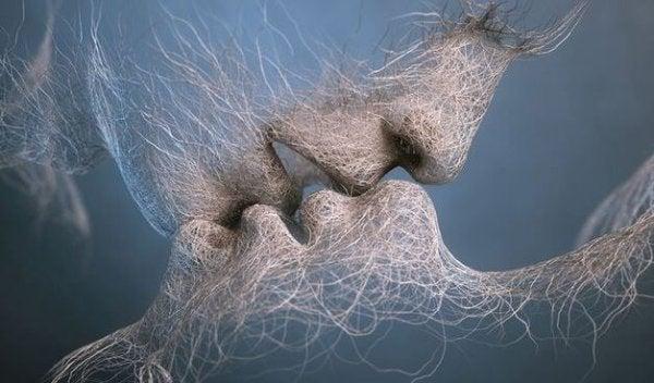 når en mand bliver forelsket