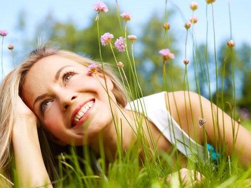 At opdage dine drømme er det første skridt til at blive lykkelig