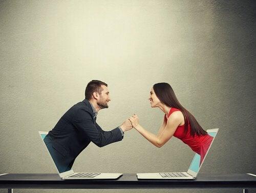 farerne ved online dating