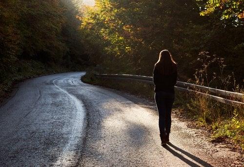 Den positive side af at være alene