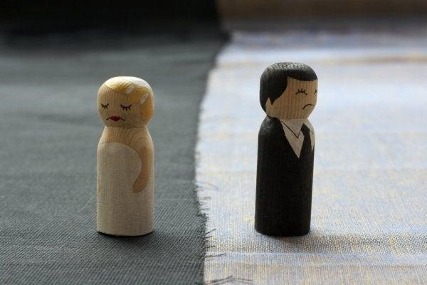 Fra kærlighed til had: er der virkelig kun ét skridt?