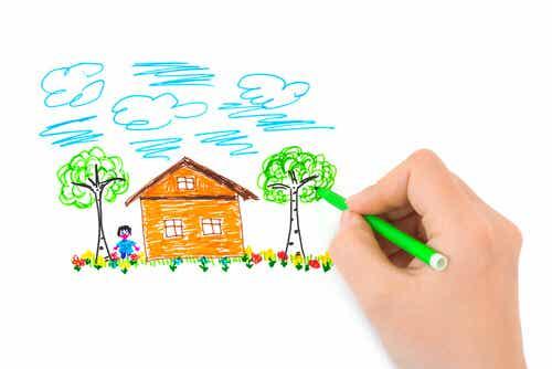 Hus, træ, person (HTP): en personlighedstest