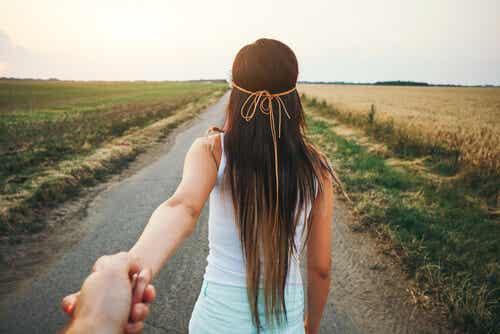 Du vil komme længere med nogen ved din side