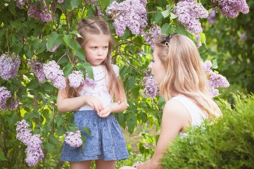 Undgå at få lunefulde børn uden traumerne