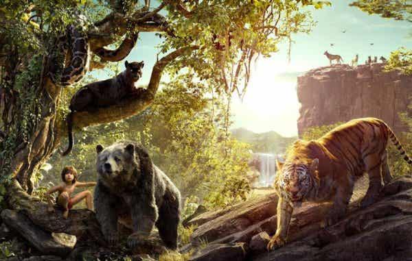 5 livslektioner fra junglebogen