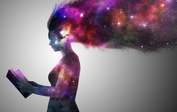 Vi kender dele af virkeligheden, vores hjerne opfinder resten