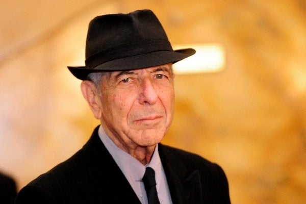 Leonard Cohen: poesi i musik