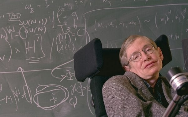 Stephen Hawking: stjernernes mand