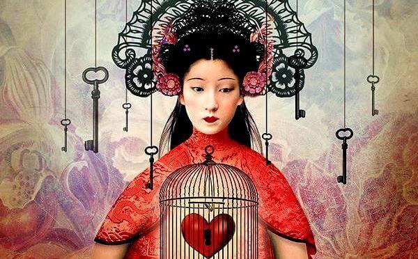 Kvinde har låst sit hjerte inde i frygt for ægte kærlighed
