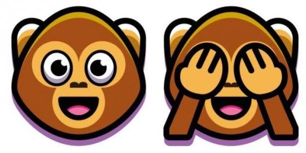 Hvordan fortolker hjernen emojier?