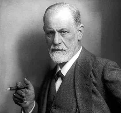 5 sjove fakta om Sigmund Freud