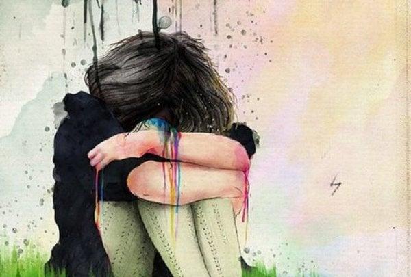 Når vi bliver syge af undertrykte følelser