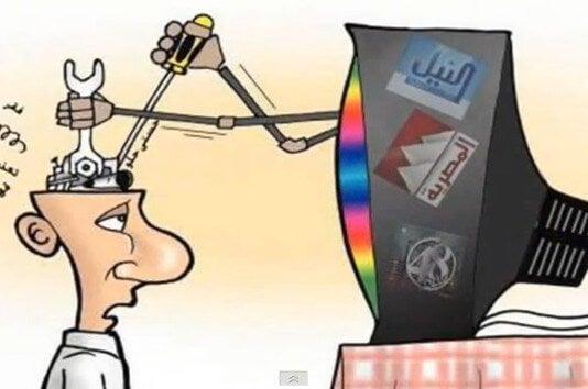Mand bliver manipuleret af medierne