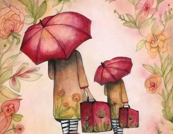 Rejs væk. Du kan få det bedre når du distancerer dig fra nogle mennesker i dit liv.