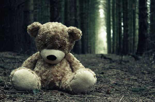 Det er hårdt for et barn at leve med en moders smerte