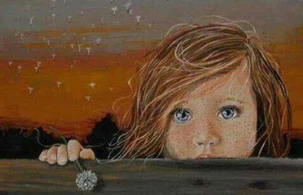 Barndomsdepression: børns tårer går lige i hjertet
