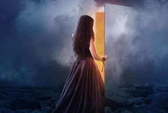 Nogle gange når en dør lukkes, åbnes et helt univers