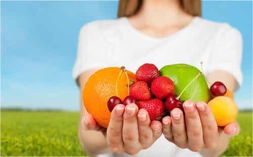 Superfoods forbedrer hjernefunktionen