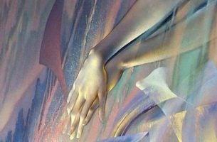 To hænder mødes for tilgivelse