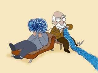 Du er ikke tosset, fordi du går til psykolog