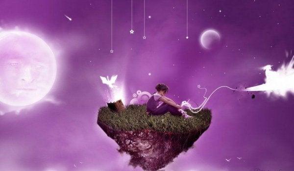 Jeg har alle verdens drømme i mig