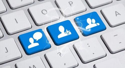 Taster viser effekten af sociale netværk