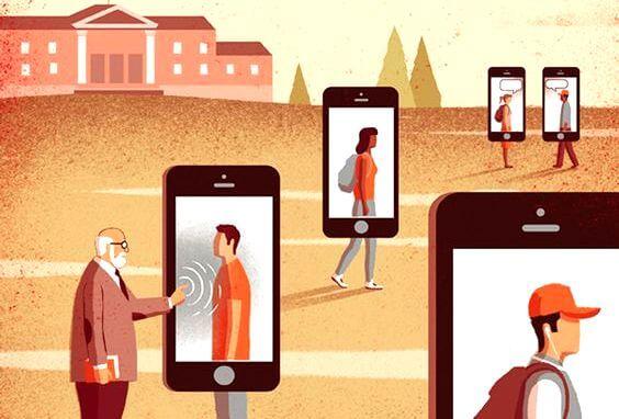 Social Media verden. Svarer du på alle dine whatsapp beskeder med det samme?