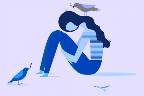 5 naturlige metoder til at bekæmpe depression