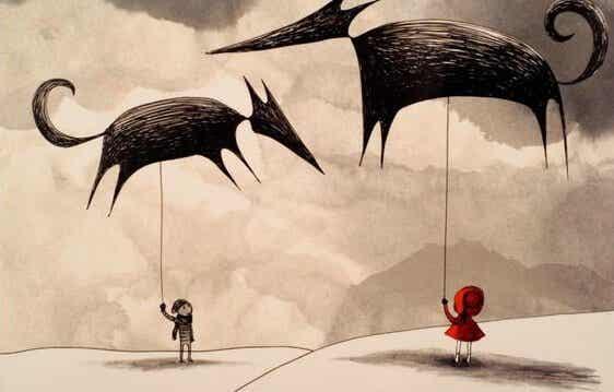 At ændre synspunkt: er du ulven i en andens historie?