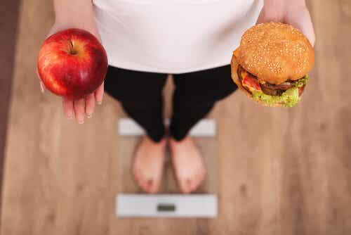 7 psykologiske teknikker til vægttab