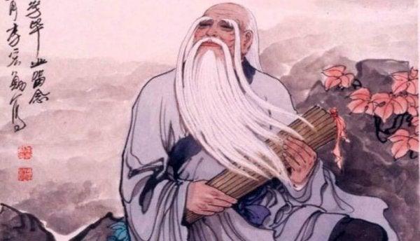 5 citater fra Lao-Tse at reflektere over