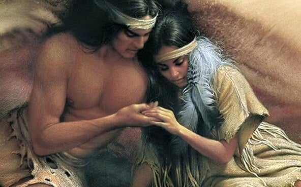 Indianerpar lærer os om at være sammen men ikke bundet sammen