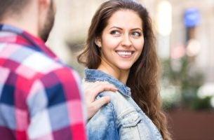 Et skæbnemøde mellem mand og kvinde kan være synkronicitet