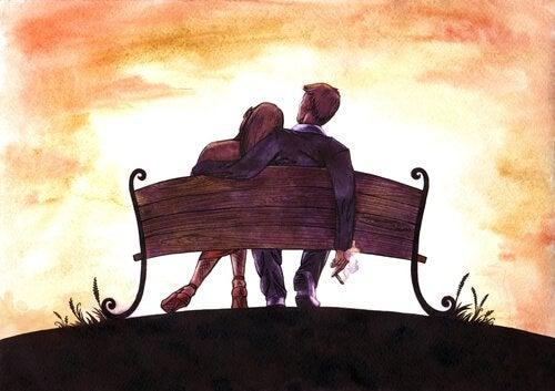 Hvorfor er vi romantiske og så fascinerede af kærlighed?