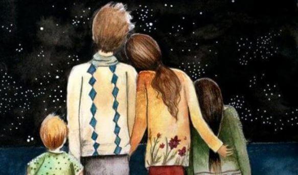 Familie består af de mennesker, som du vælger.