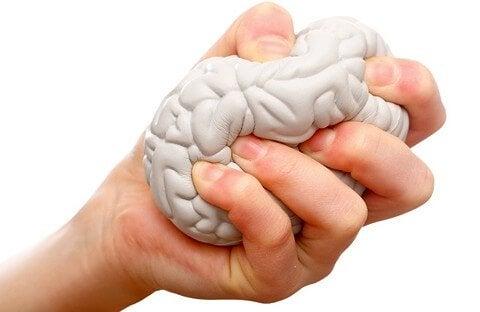 Øvelser med bold kan hjælpe med at undgå stress