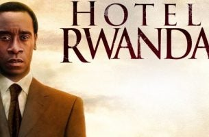 Hotel Rwanda er eksempel på film, der øger bevidstheden