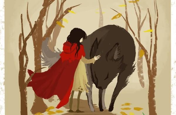 den bagtalte ulv