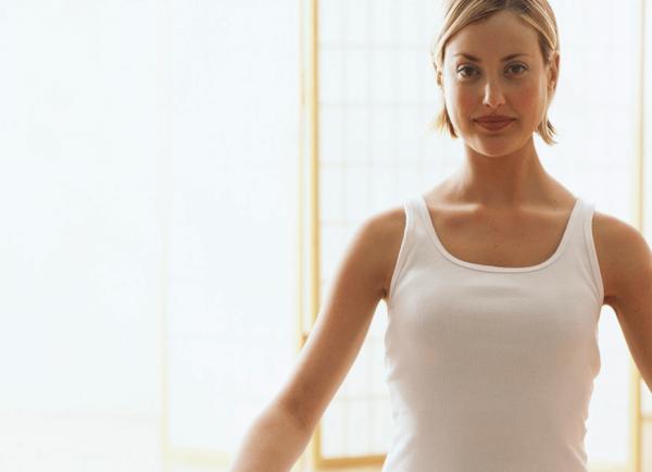 Kvinder øver vejrtrækning som angstreducerende teknik