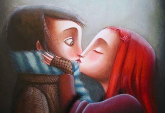 Hvis du skal tigge om kærlighed, er det ikke ægte