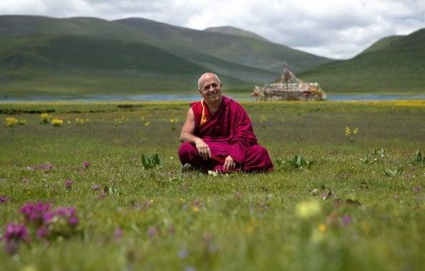 En munk lærer os om, hvad det betyder, kun at tænke på dig selv