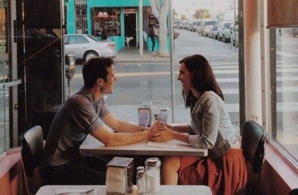 Når vi straks følger op på et forhold med et andet, tillader vi ikke hvile.