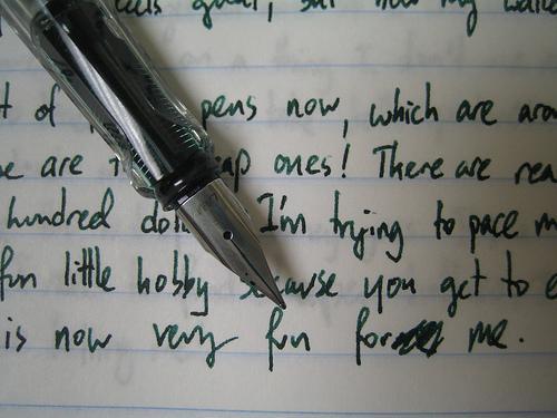 Grafologi: det siger din håndskrift om dig