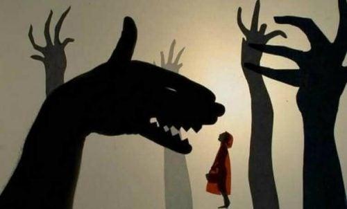 Historien om den bagtalte ulv som ingen lyttede til
