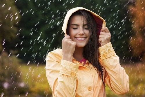 Lykke er en midlertidig tilstand, ikke en nødvendighed